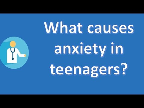 what-causes-anxiety-in-teenagers-?- -good-health-faq