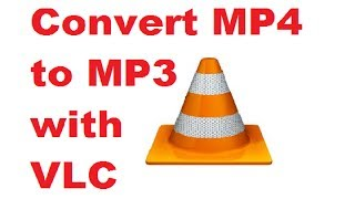 How To Convert Mp4 To  With Vlc Media Player