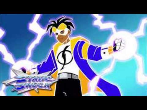 Static Shock - 3rd Theme Song