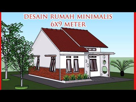 rumah impian sederhana paling cocok, desain rumah