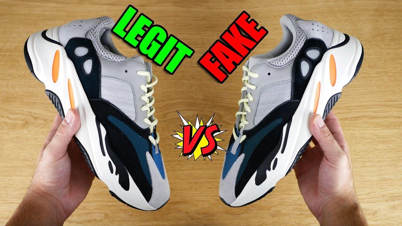 Come Riconoscere delle Nike Contraffatte: 10 Passaggi