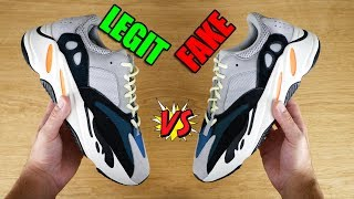 LEGIT VS FAKE YEEZY 700. ORIGINALI / FALSE
