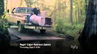 Земля аллигаторов / Ragin Cajun Redneck Gators (2013) - Сэмпл HD