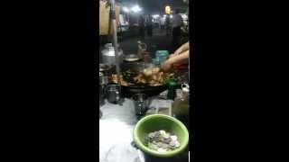 馬來西亞大山腳潮州炒餜角 Chinese food