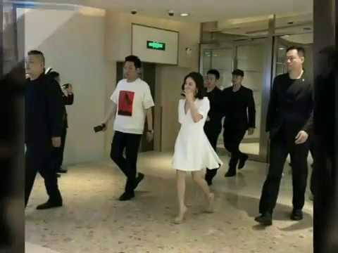 Mrs. Song hye kyo in Sulwhasoo event at Shanghai 15, 2018 💖 from YouTube · Duration:  1 minutes 32 seconds