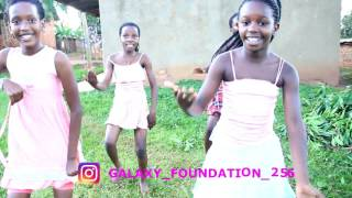 Marry You Diamond Platnumz Ft Neyo Dance Cover By Galaxy African Kids HD Video
