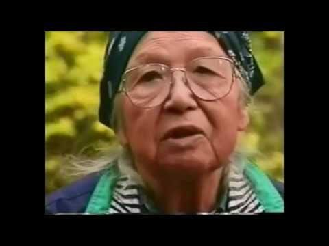 swarak'xn Frog Mountain Story in sn-selxcin by Sinixt Eva Adolph Orr