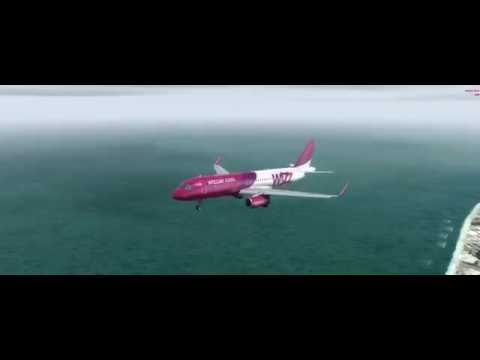 Lockheed Martin® Prepar3D® v3 Approach into Conakry