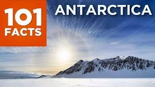 101 Facts About Antarctica