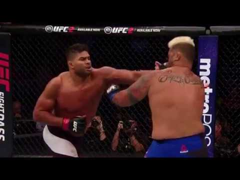Alistair Overeem highlights (UFC,K1)