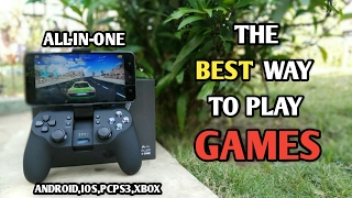 GameSir T1s Wireless Gamepad – Android,iOS PC, PS3 (Unboxing & Review)