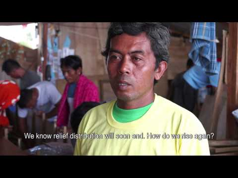 Philippines: Haiyan recovery, four months on