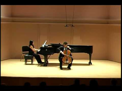Sarasate Zigeunerweisen transcribed for cello