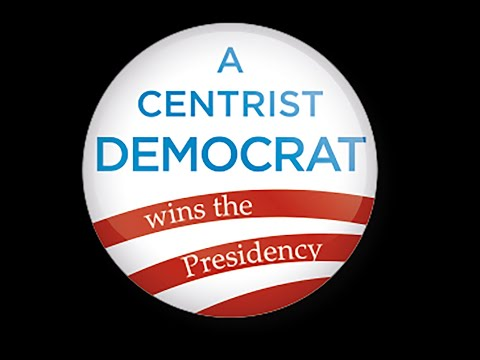 US politics watch: A centrist Democrat?