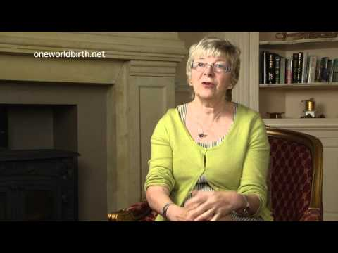 Lesley Page on 1-1 Midwifery care
