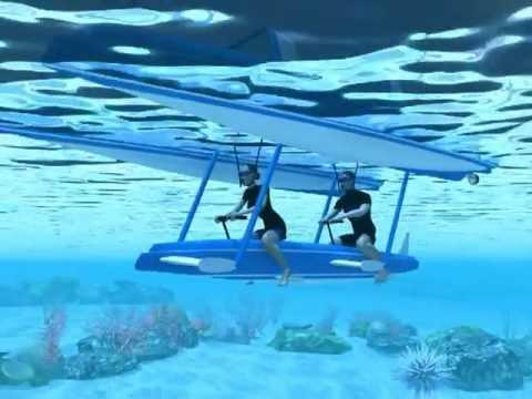 Platypus Submarine HD