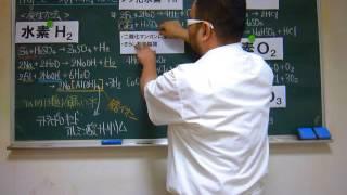 無機化学 Prog.02 気体に関すること (MyノートP12-13)