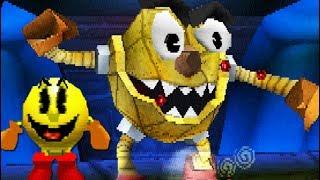 Pac-Man World (PS1) All Bosses (No Damage)