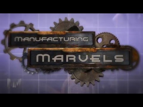 Manufacturing (Val-Matic on the Fox Business Network Channel's Manufacturing Marvels)
