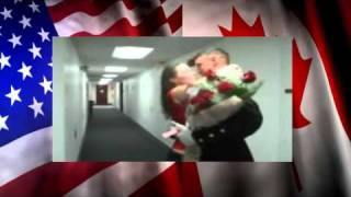 (Best Video) Surprise Homecoming of Our Soldiers - Mix