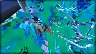 12 Kill Game Ends In Unfortunate Freefall - Fortnite Battle Royale