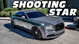 #RDBLA ROLLS ROYCE SHOOTING STARS, AUDI R8 CUSTOM WRAP, SHOE GIVEAWAY!