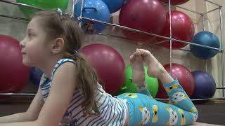 Детский фитнес ТВ.DanilovFilm