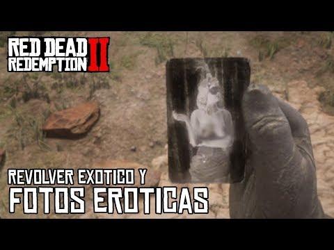 Fotos y un revolver exótico - Red Dead Redemption 2 - Jeshua Games thumbnail