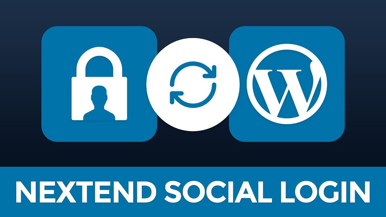 Nextend Social Login and Register (Facebook, Google, Twitter