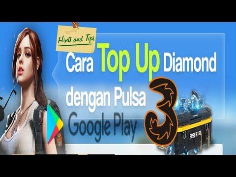 FREEFIRE Tips Untuk TOP UP DIAMOND DENGAN KARTU 3 ,DLL
