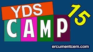 YDS Kampı 15. gün - Diyalog by Ercüment Cem Çuhadar