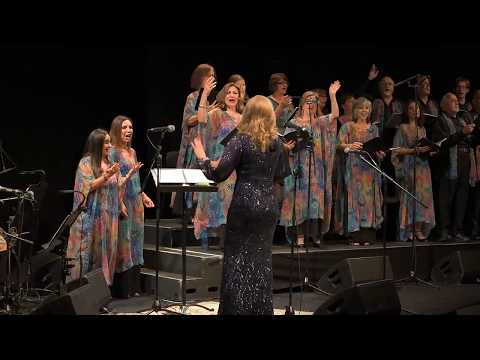 The Andalus Arabic Choir excels again at the Sydney Oprah House