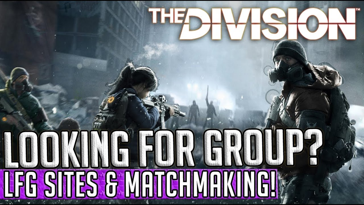 the division no matchmaking