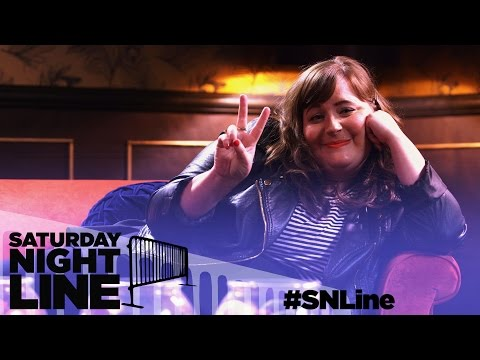 Saturday Night Line: SNLs Aidy Bryant Answers Fan Questions