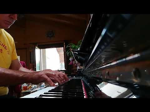 Spot Telethon -  musica di sottofondo al pianoforte ( The Thaw -  Contour Chromatic )