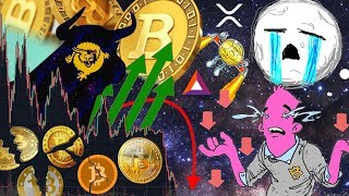 😱 BITCOIN to $2,500 THEN $333,000?!? ⚠️ $BSV Double Spending! The Great Crypto Conspiracy...