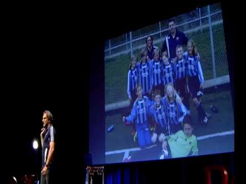 TEDxKids@Brussels - Noam Perski - How to Hack a Soccer Game