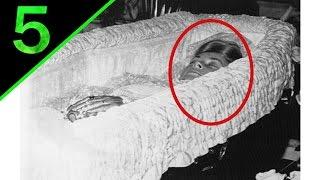 5 Most shocking Photos Of Celebrity Open Casket Funerals