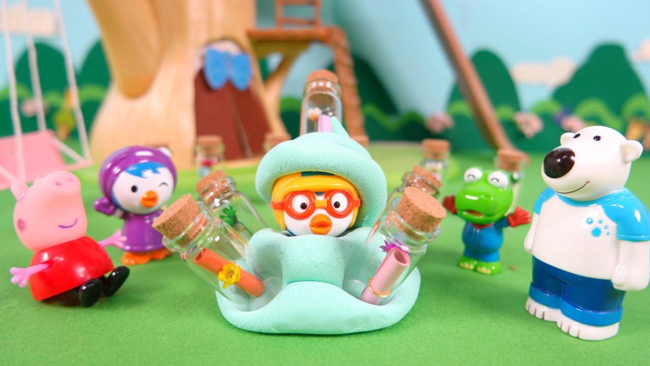 Pororo Baby Toys Carto...