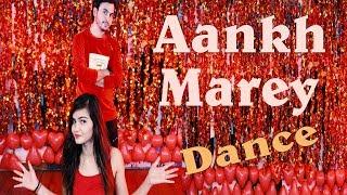 SIMMBA: Aankh Marey Dance Choreography |  Aankh Marey Dance Performance - PAIPA