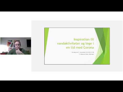 Webinar med Rebecca Ilsøe