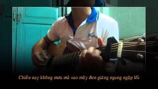 Tình Quay Gót - Toàn Đoàn Guitar Cover