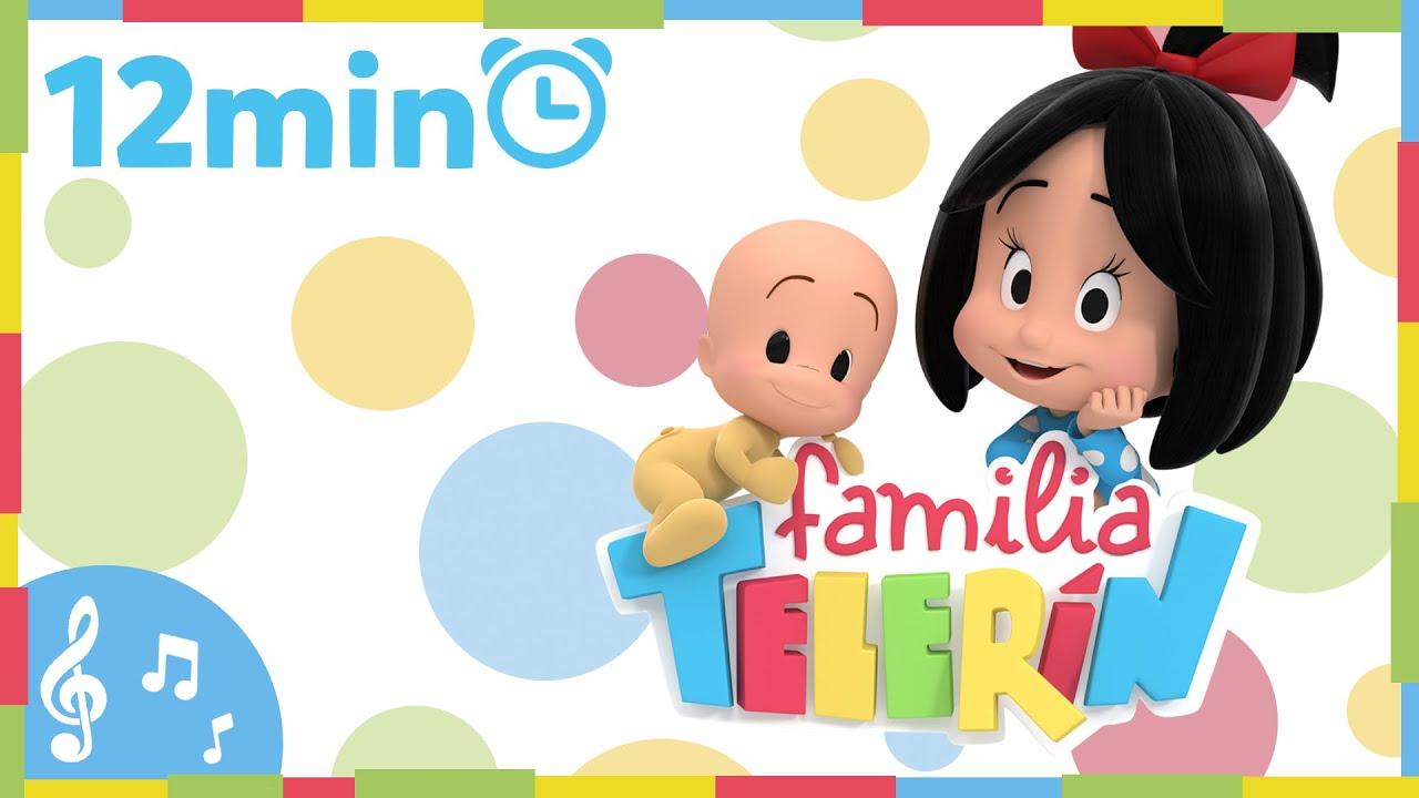 Familia Telerín. Colección Canciones (12 minutos ...