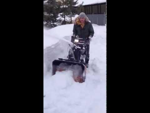 Снегоуборщик Patrner PSB 300