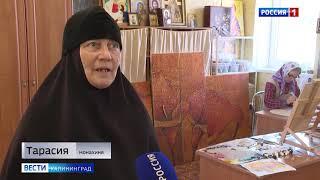 В женском монастыре под Славском появится свой музей янтаря