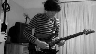 Michael J Scott - For the Love of God cover - Steve Vai