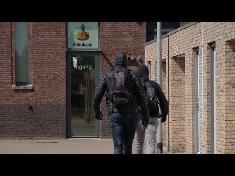 Oudenbosch: Voor miljoenen uit kluisjes gestolen bij Rabobank aan de Kade