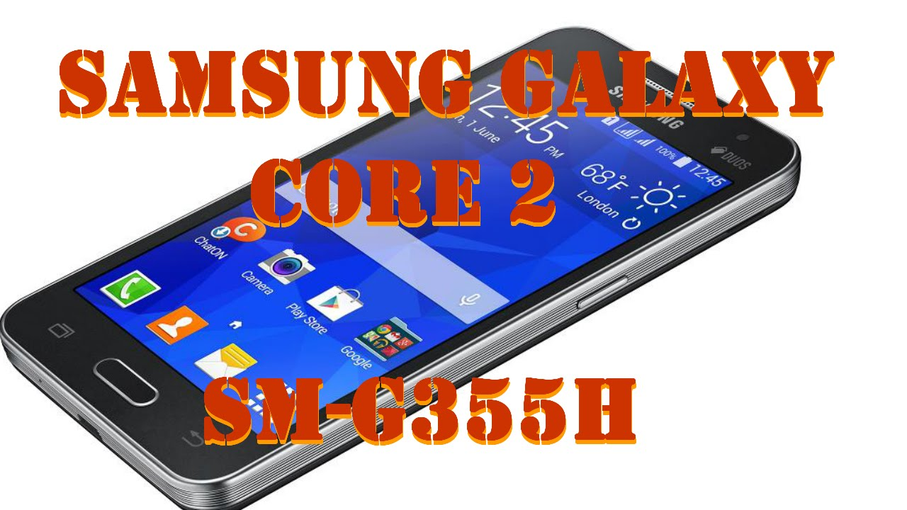 How To Unlock Samsung Galaxy Core 2 SM-G355H After Too Many Pattern Attempts