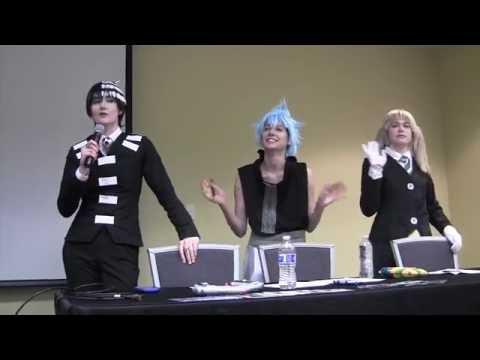 Soul Eater: Meister Madness! PART 1 | KuroNekoCon 2016