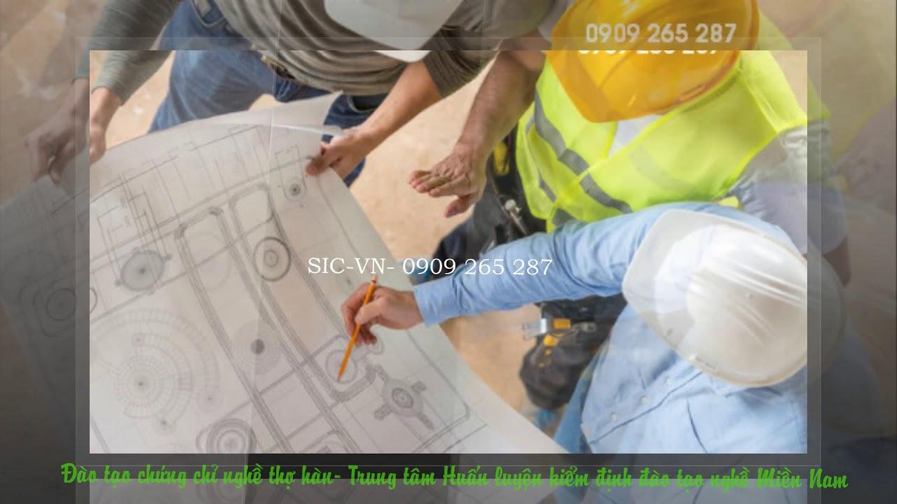Đào tạo chứng chỉ nghề hàn và an toàn lao động tại Sóng Thần Bình Dương